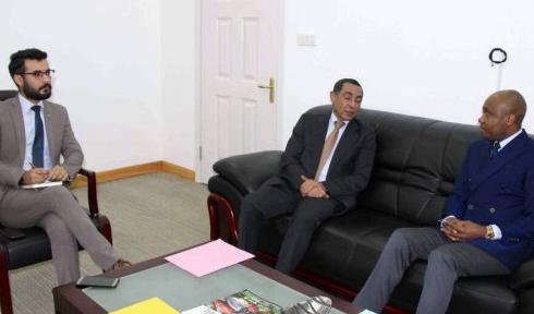 Guinea Ecuatorial y Marruecos estudian la reactivación del convenio portuario