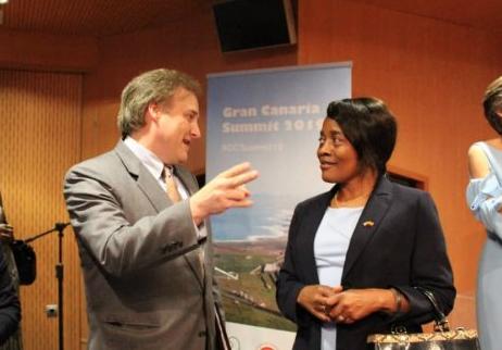 Guinea Ecuatorial participa en el V Summit 2019