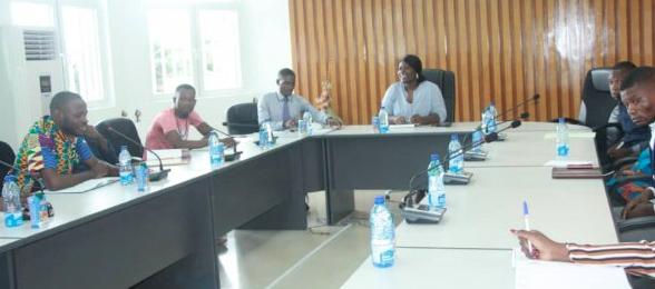Seminario de sensibilización sobre la gestión de las pequeñas y medianas empresas