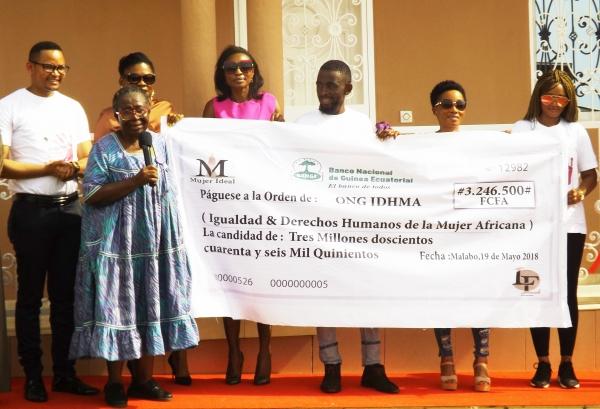 Inauguración de la nueva sede de Igualdad y Derechos Humanos de la Mujer en África