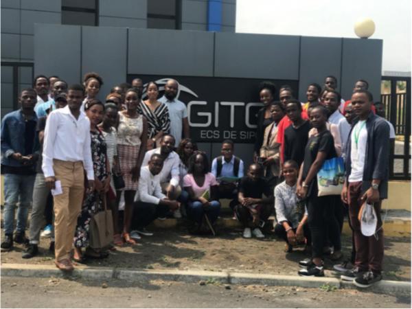 GITGE abre sus puertas a la juventud ecuatoguineana