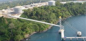 Guinée Equatoriale: l'usine de traitement de gaz de pétrole liquéfié d'Alba et EG LNG pourront traiter le gaz naturel issu du champ Alen