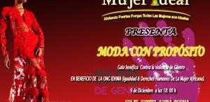 """Gala """" Moda con Propósito"""", la nueva apuesta de Lucas Escalada Management"""